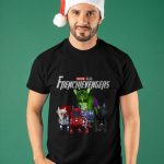 Marvel French Bulldog Frenchievengers Shirt