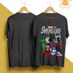 Marvel Schnauzer Svengers Shirt