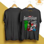Marvel Shih Tzu Shihtzuvengers Shirt