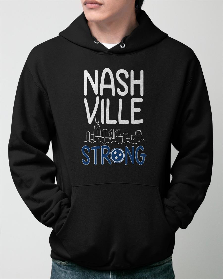 Nashville Strong Hoodie
