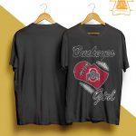 Ohio State Buckeyes Girl Shirt