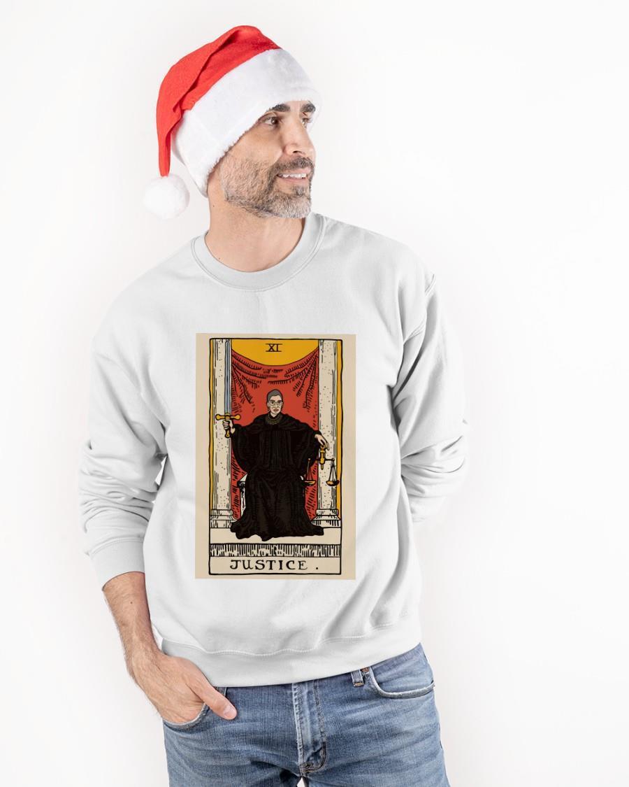 Ruth Bader Ginsburg Justice Sweater