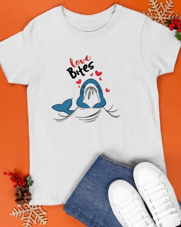 Shark Love Bites Shirt