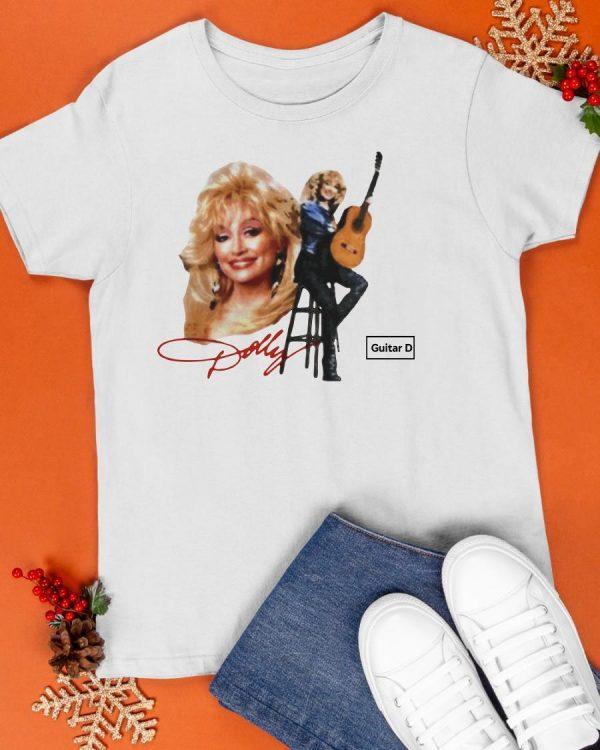 Signature Guitar Dolly Parton Shirt
