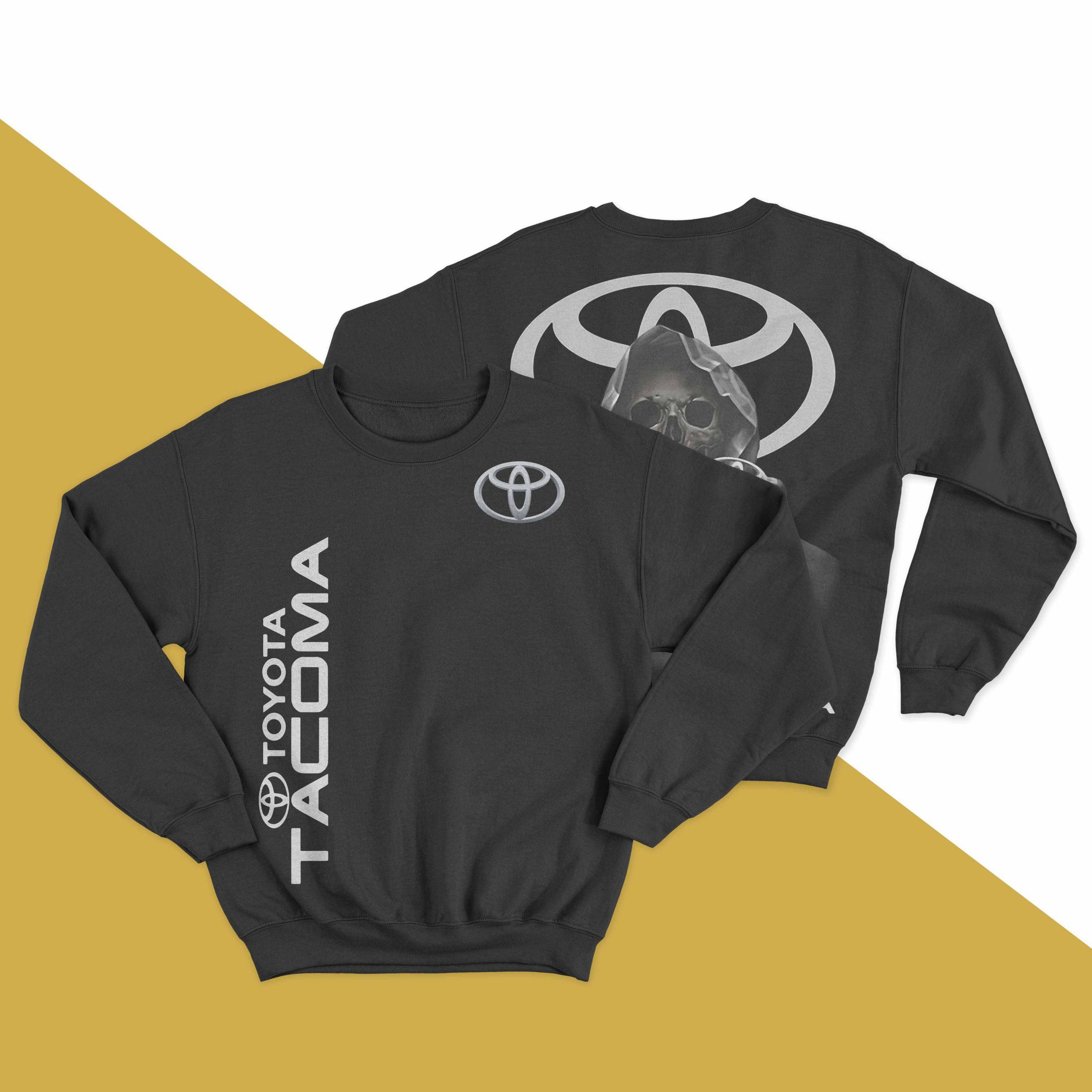 Skull Death Toyota Tacoma Sweater