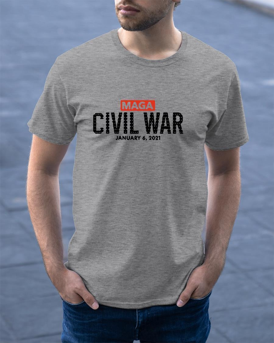 So Not Merry Maga Civil War January 6 2021 Shirt