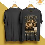 Some Of Us Grew Up Listening To Radiohead The Cool Ones Still Do Shirt