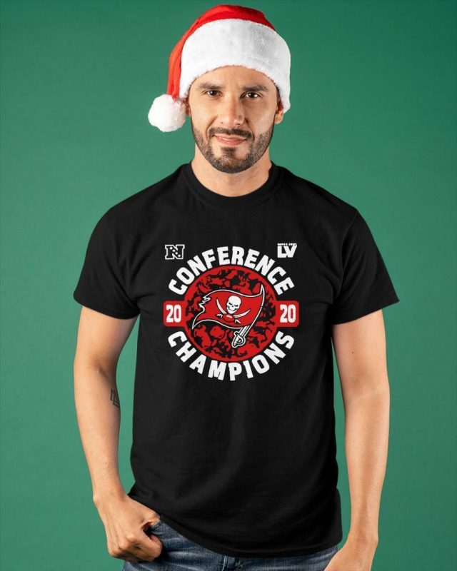 Tampa Bay Buccaneers Conference Champions 2020 Shirt