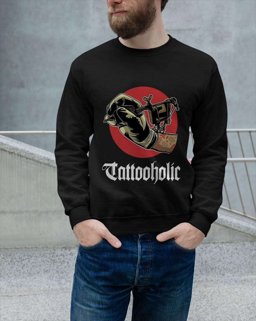 Tattooholic Sweater
