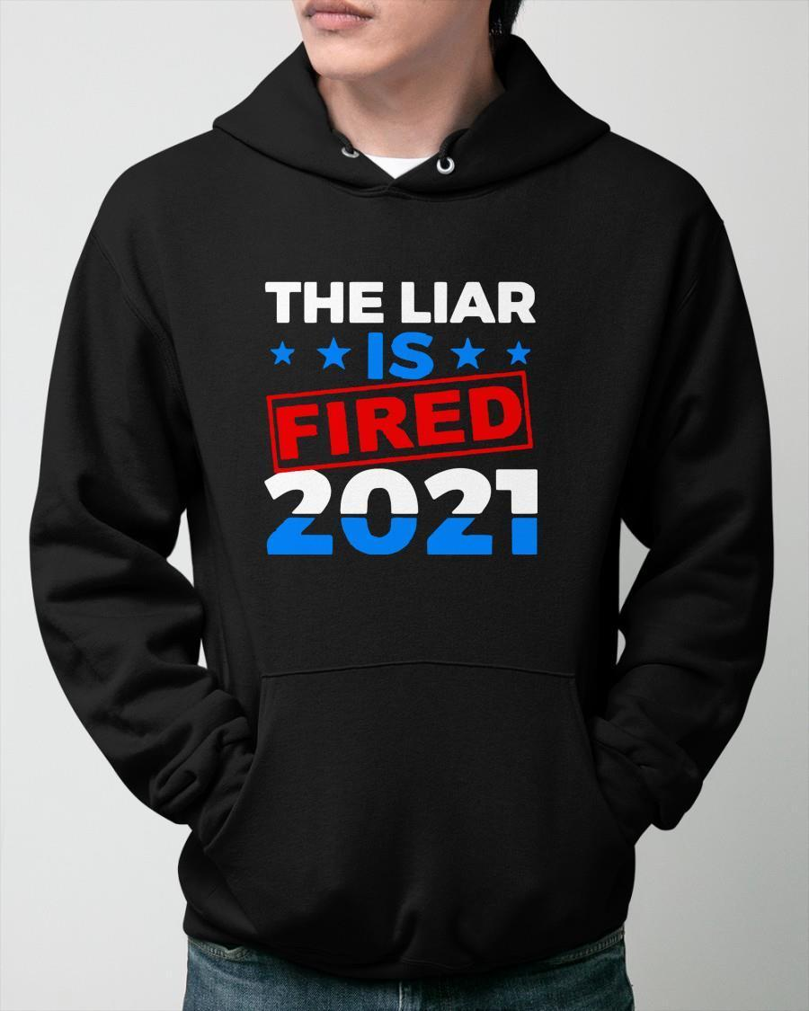 The Liar Is Fried 2021 Hoodie