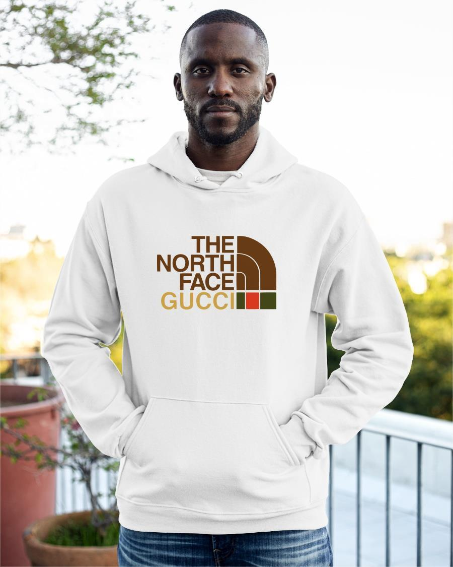 The North Face Gucci Hoodie