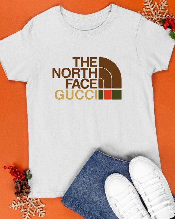 The North Face Gucci Shirt