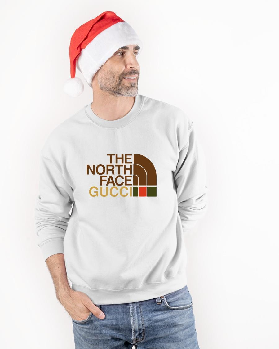 The North Face Gucci Sweater