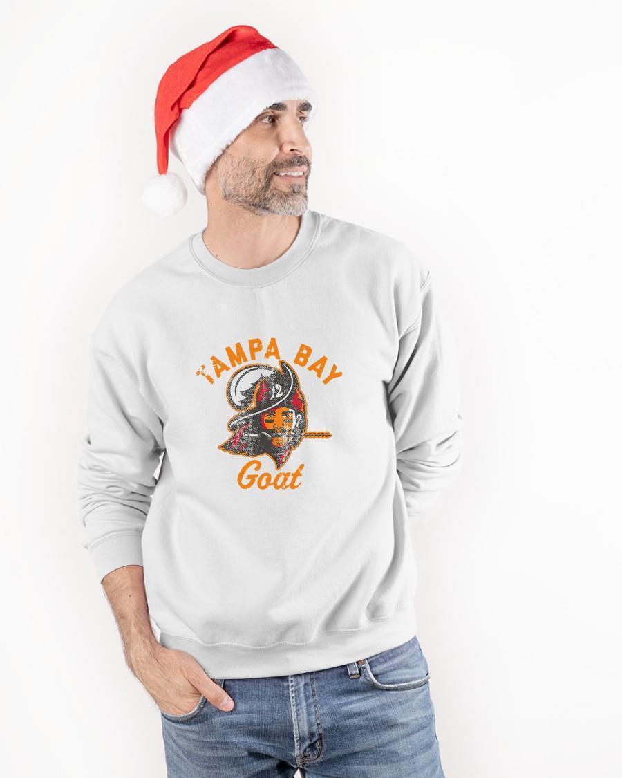 Tom Brady Goat T Sweater