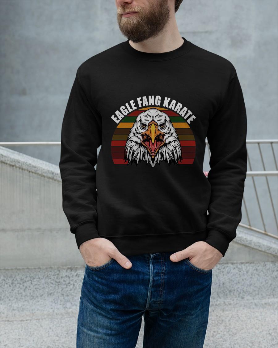 Vintage Eagle Fang Karate Longsleeve