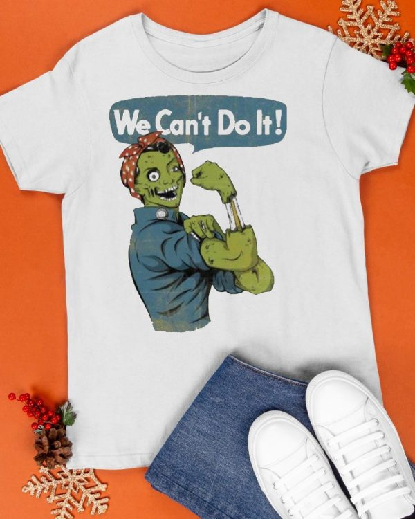 Virus Meme 2020 We Can't Do It Shirt