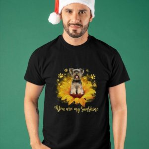 Yorkshire Terrier You Are My Sunshine Shirt