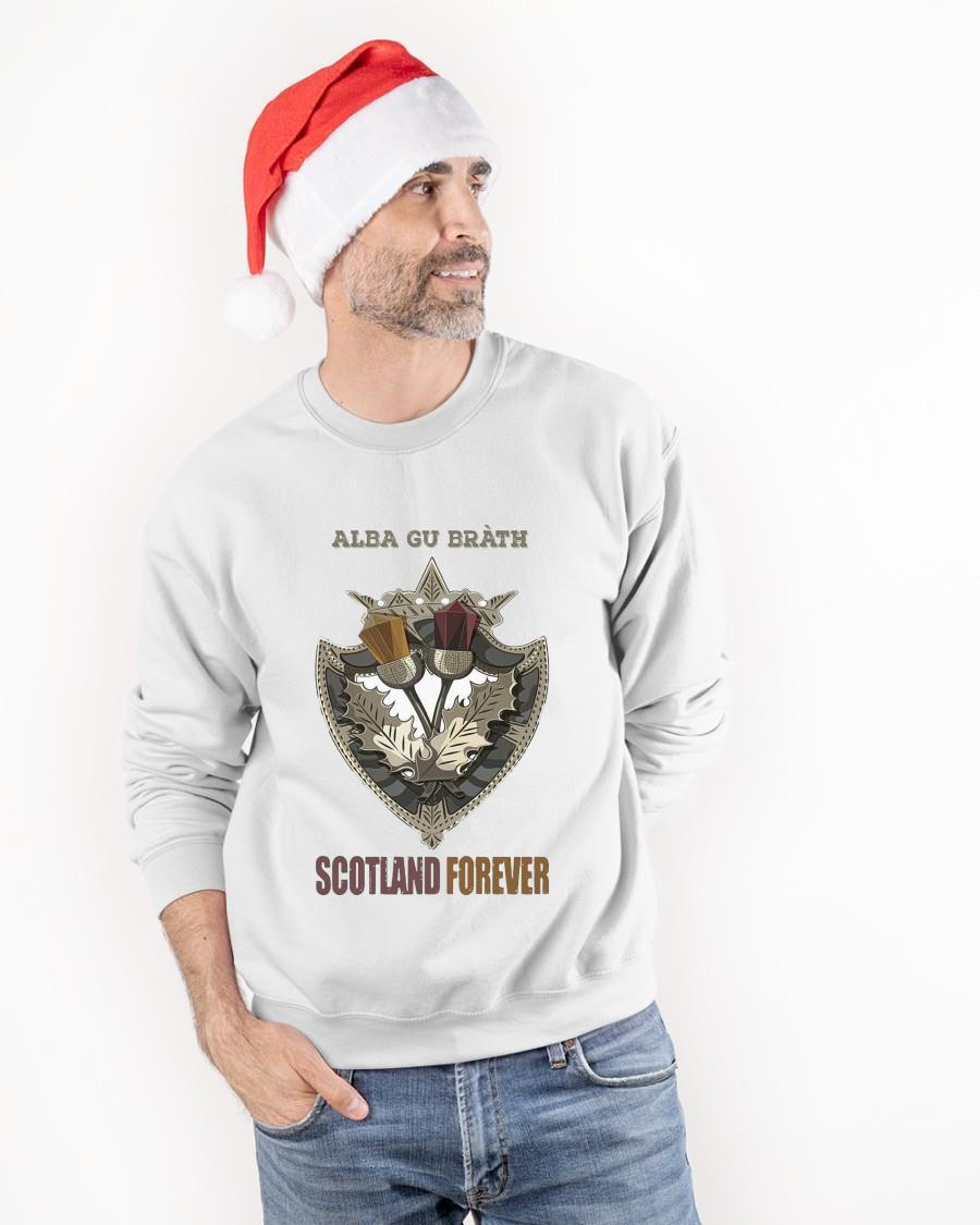 Alba Gu Brath Scotland Forever Longsleeve