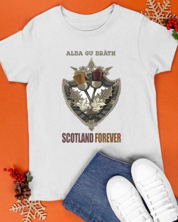 Alba Gu Brath Scotland Forever Shirt