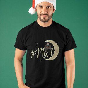 Bernie Sander On The Moon Mod Shirt