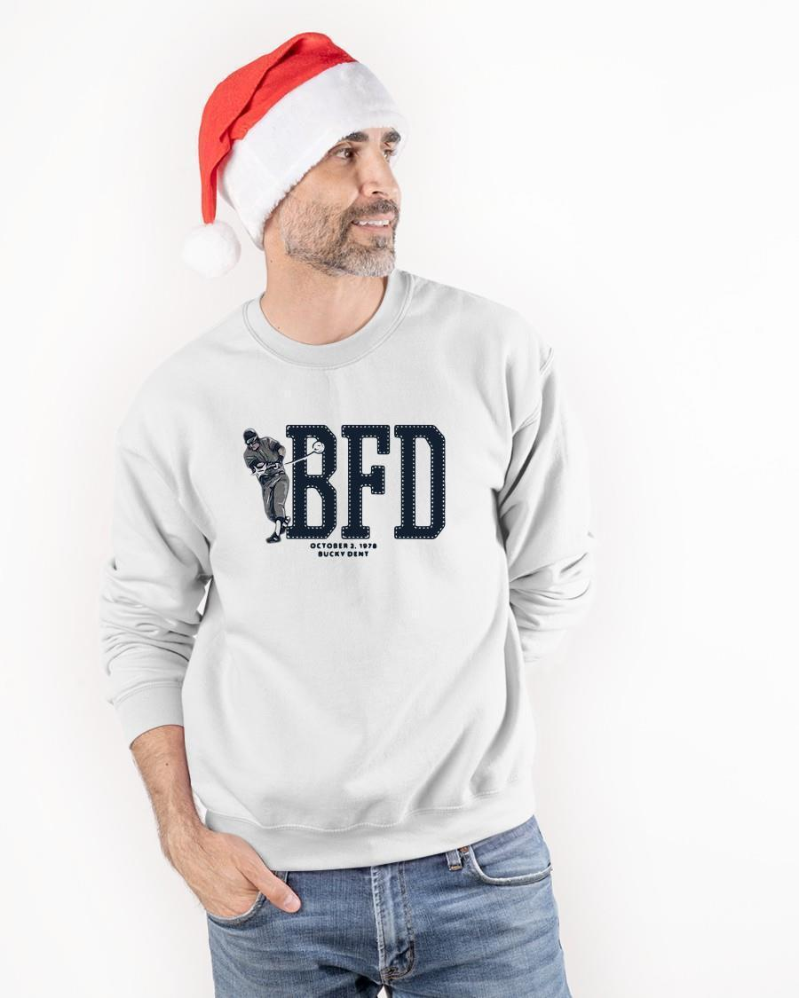 Bfd October 2 1978 Bucky Dent Sweater