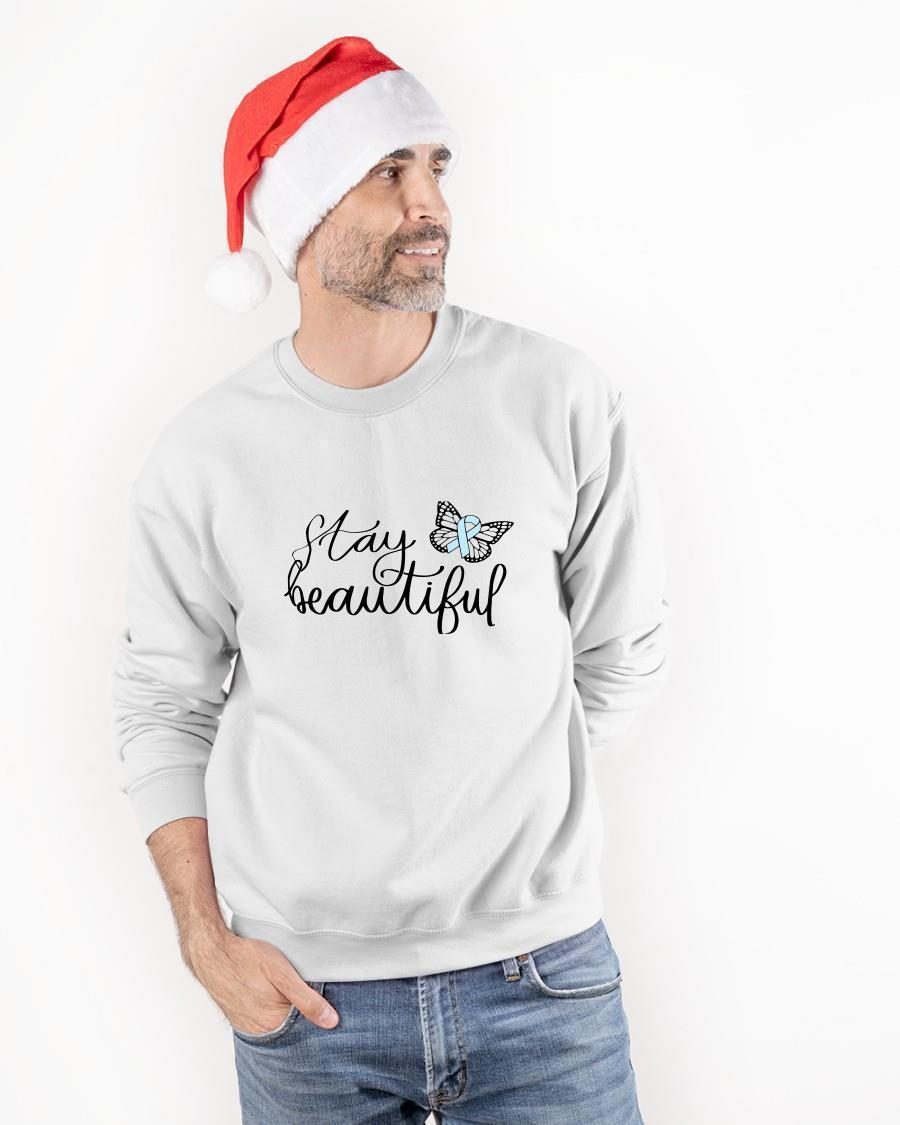 Breast Cancer Stay Beautiful Sweater