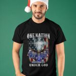 Buffalo Bills One Nation Under God Shirt