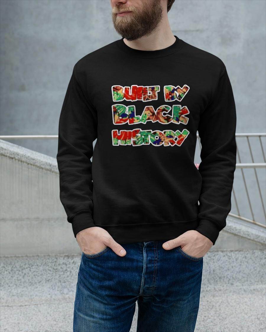 Built By Black History Nba Sweater