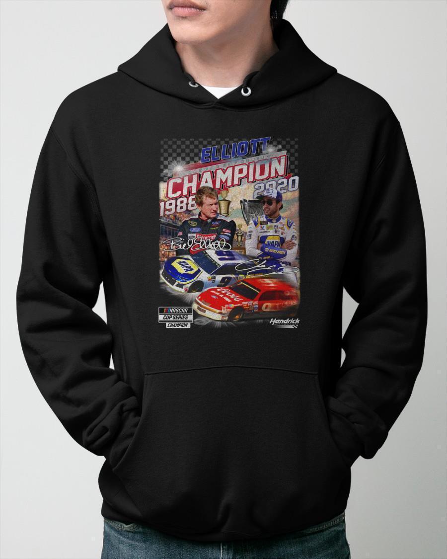 Elliott Nascar Cup Series Champion 1988 2020 Hoodie
