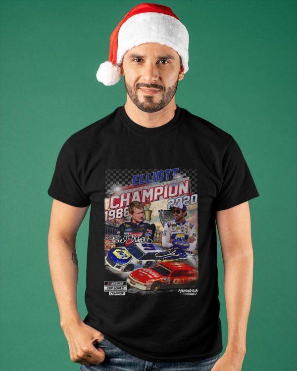 Elliott Nascar Cup Series Champion 1988 2020 Shirt