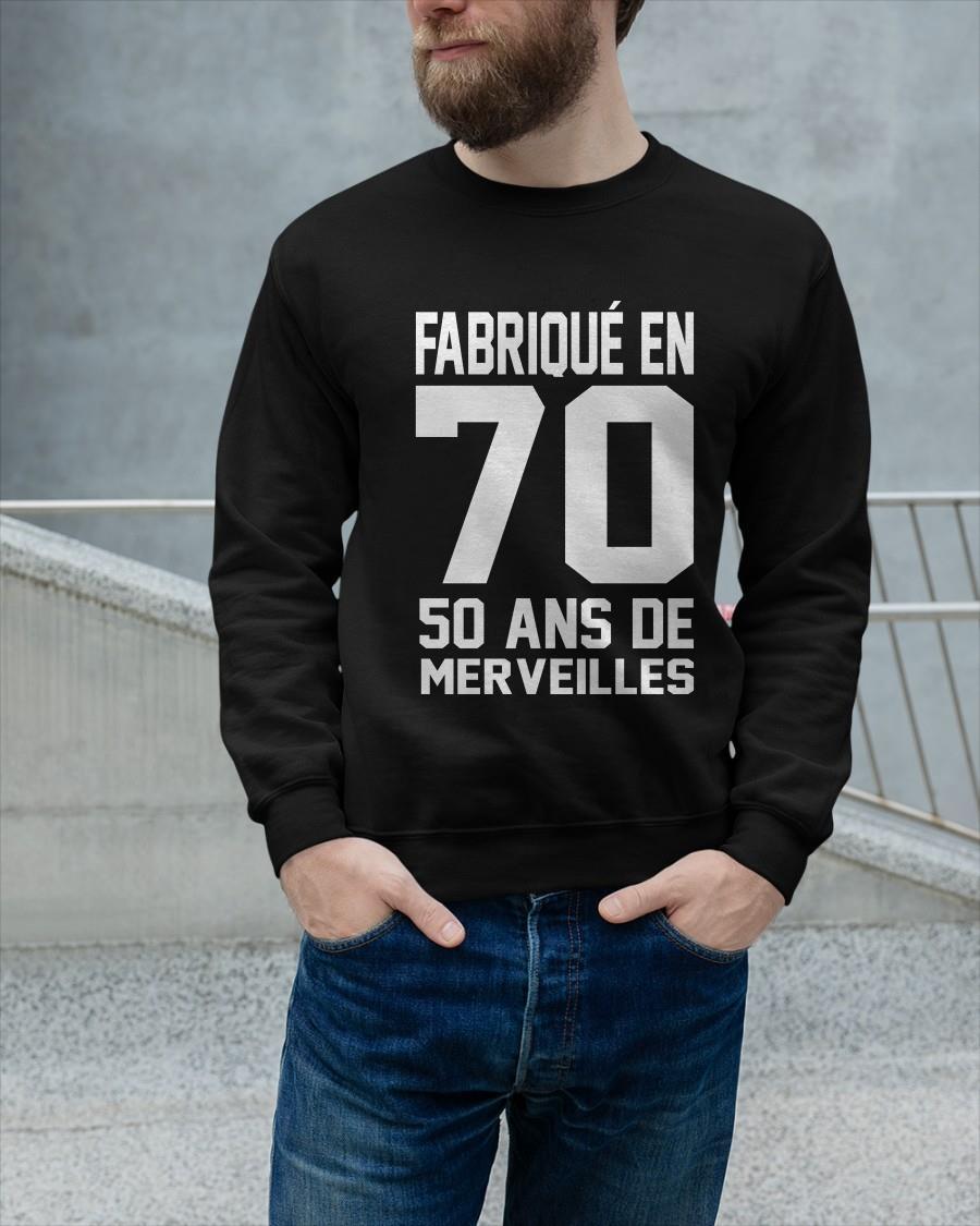 Fabrique En 70 50 Ans De Merveilles Sweater
