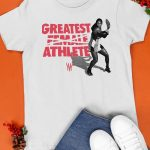 Greatest Female Athlete Serena Williams T Shirt