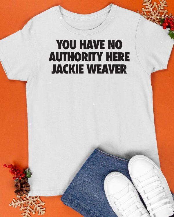 Jackie Weaver Handforth T Shirt