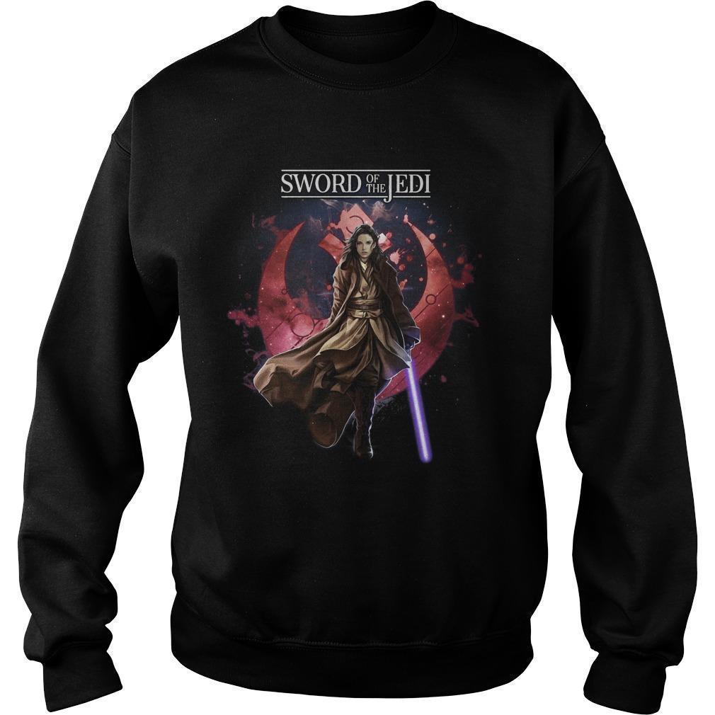 Jaina Solo Sword Of The Jedi Sweater