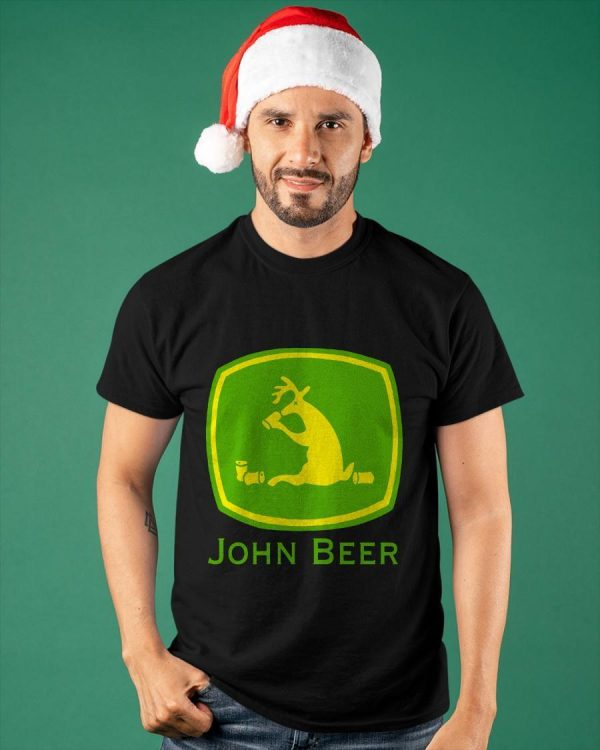 James Reyne John Beer T Shirt