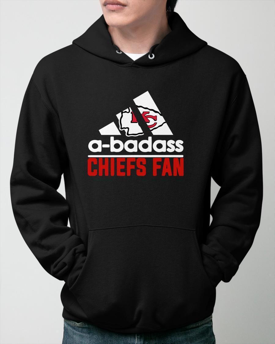 Kansas City Chiefs A Badass Chiefs Fan Hoodie