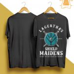 Lagertha's Shield Maidens The Future Is Open Shirt