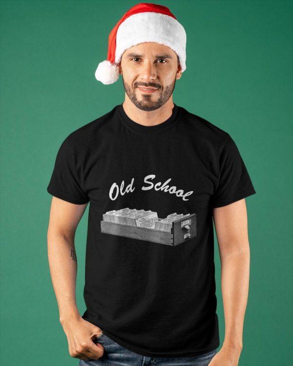 Librarian Old School Shirt