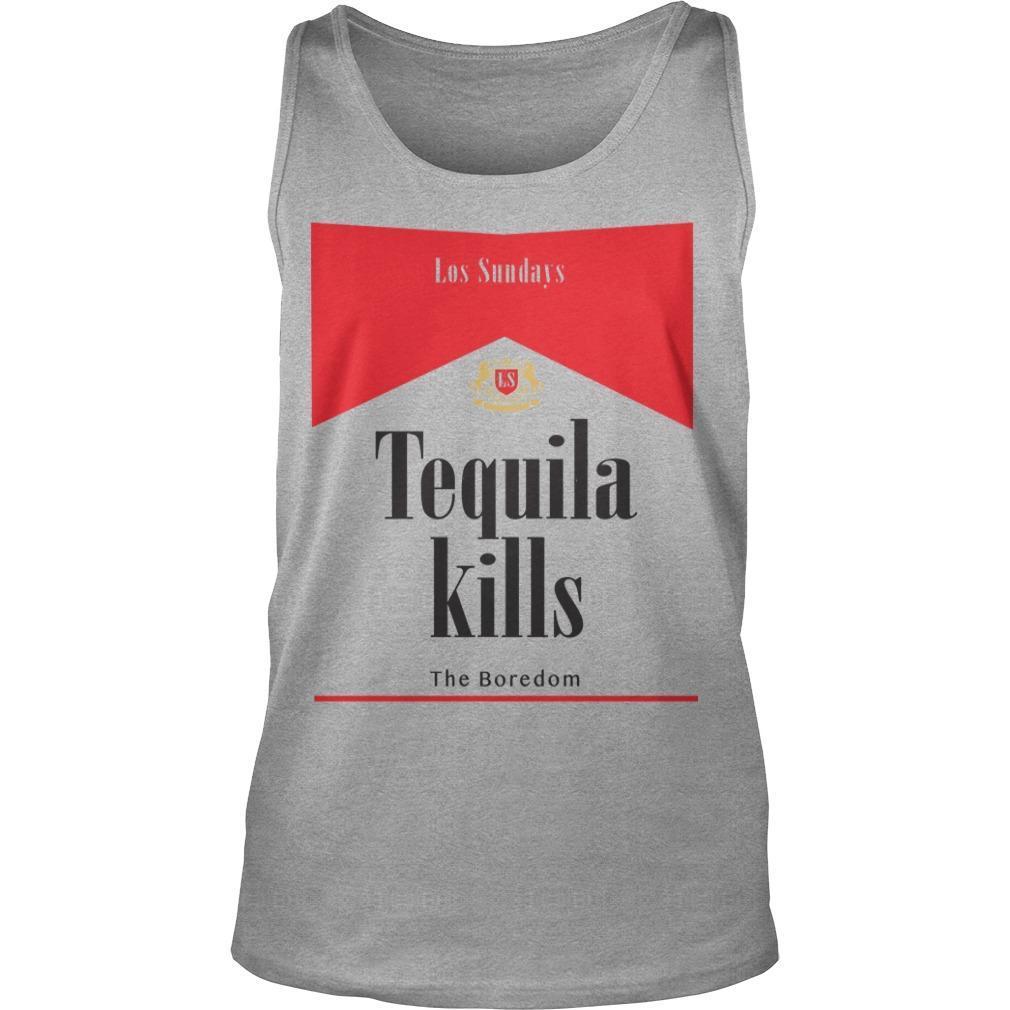 Los Sundays Tequila Kills The Boredom Tank Top