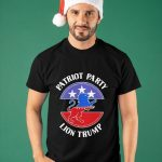 Patriot Party Lion Trump Shirt