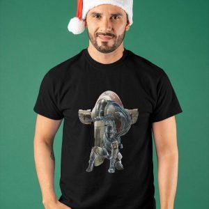 Spaceship The Mandalorian Shirt