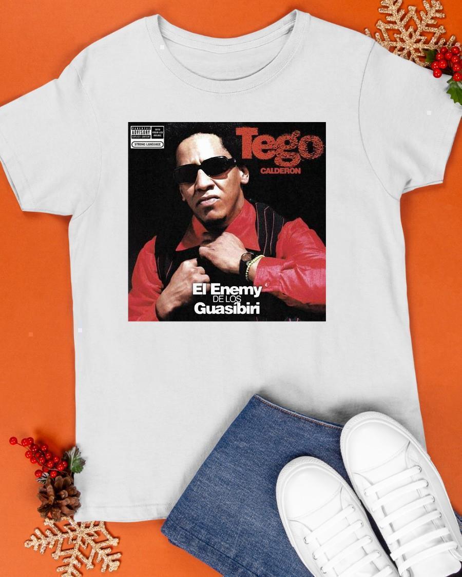 Tego Calderon Shirt