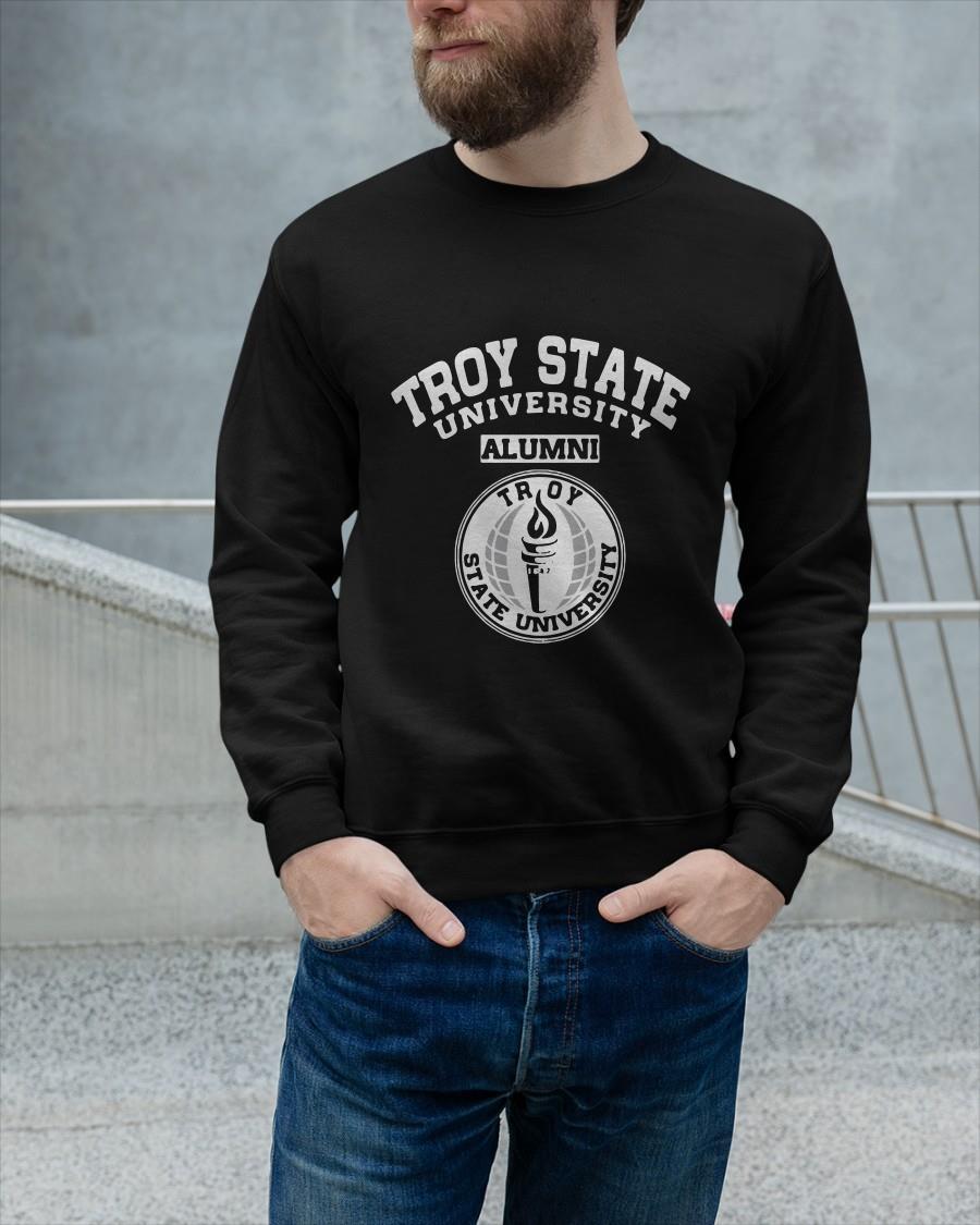Troy State University Alumni Longsleeve