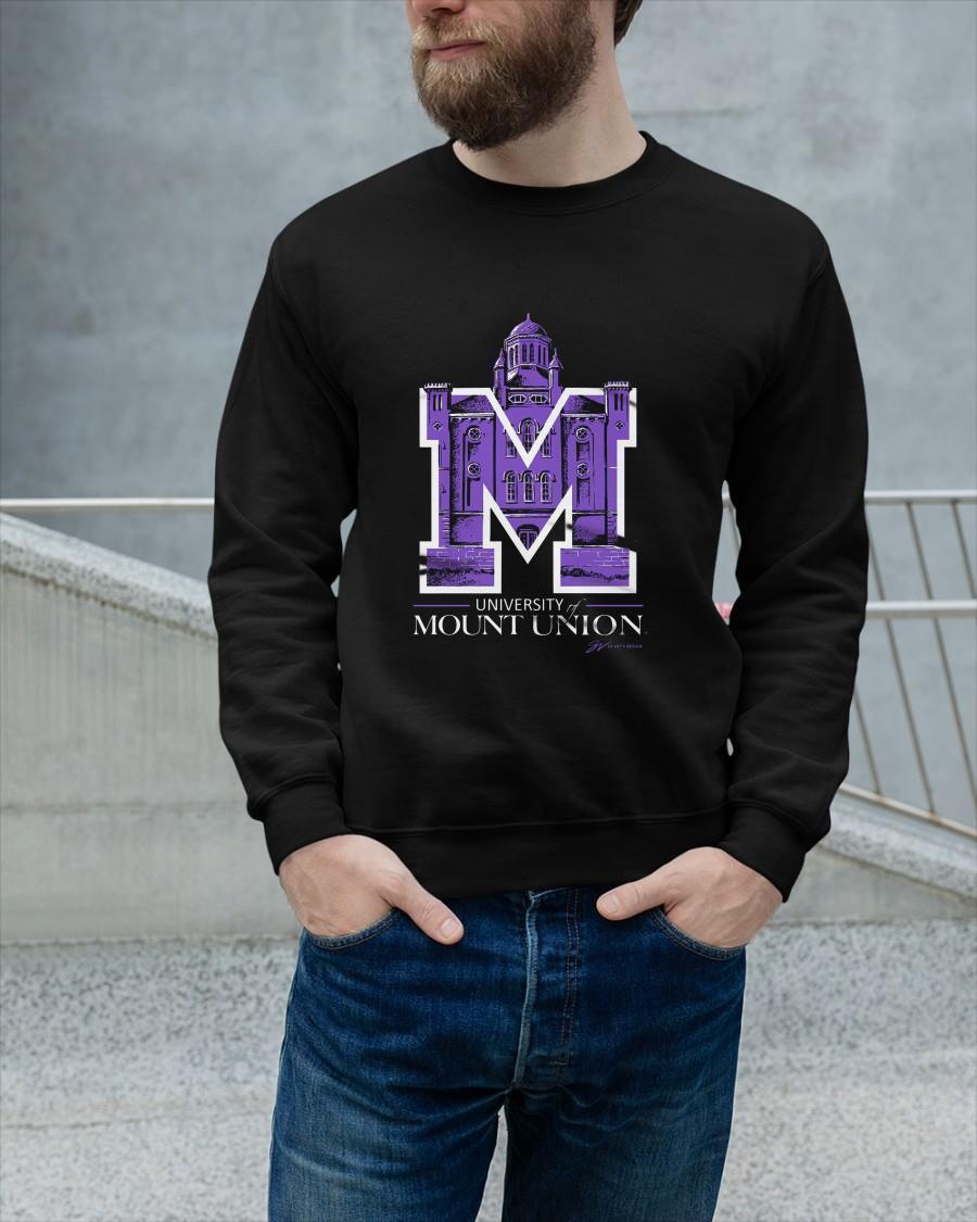 University Of Mount Union Sweater