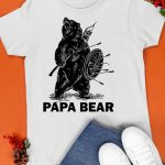 Viking Papa Bear Shirt