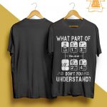 What Part Of Neutral Don't You Understand Shirt