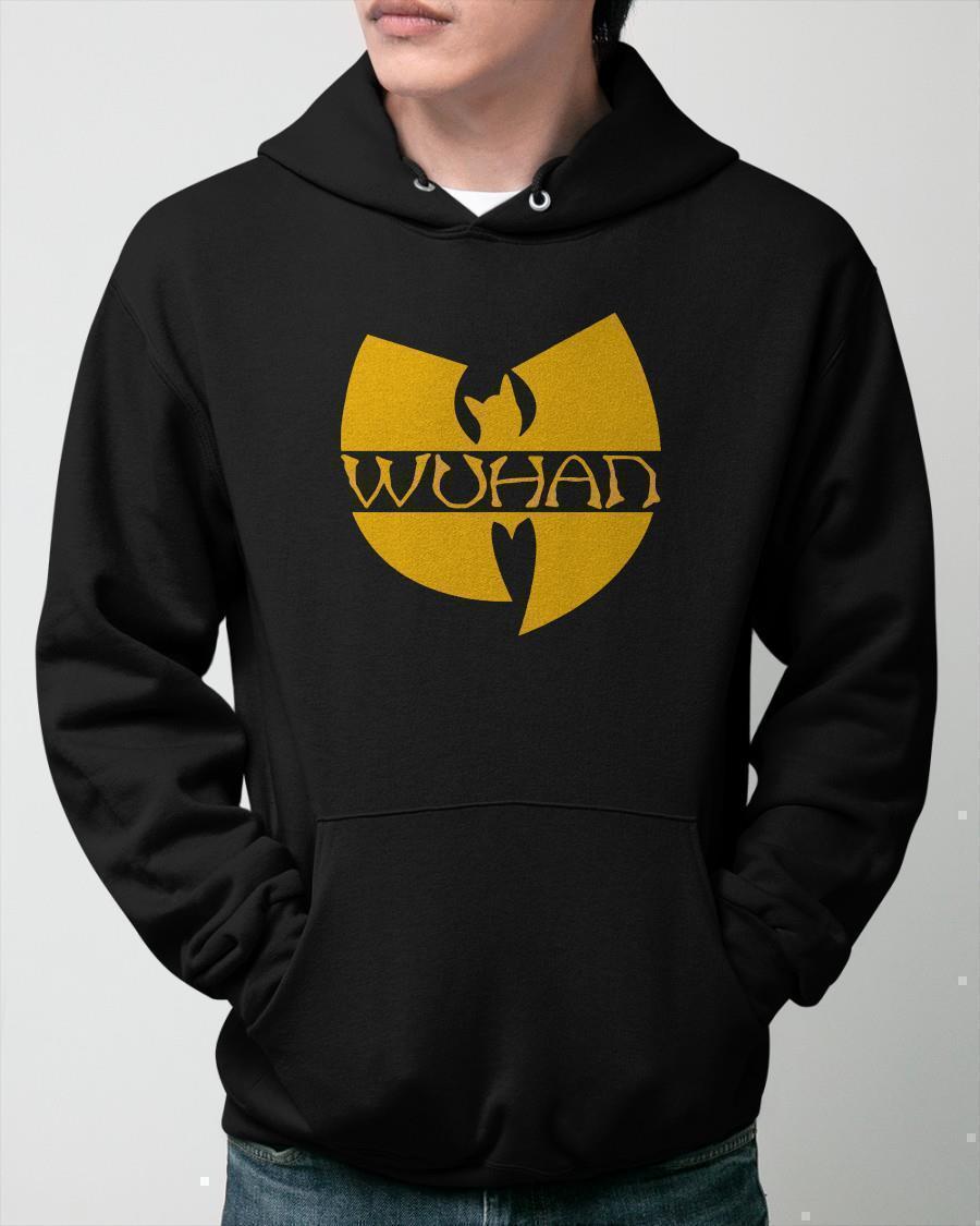 Wu Tang Wuhan Clan T Hoodie