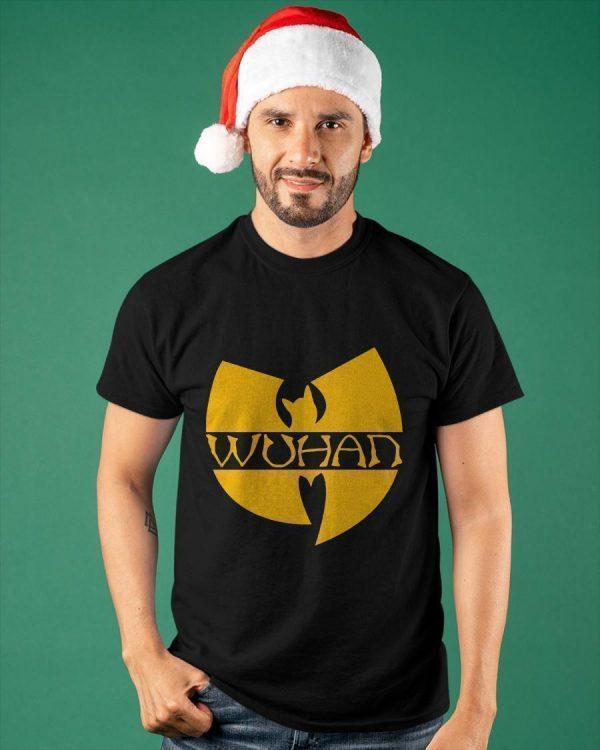 Wu Tang Wuhan Clan T Shirt