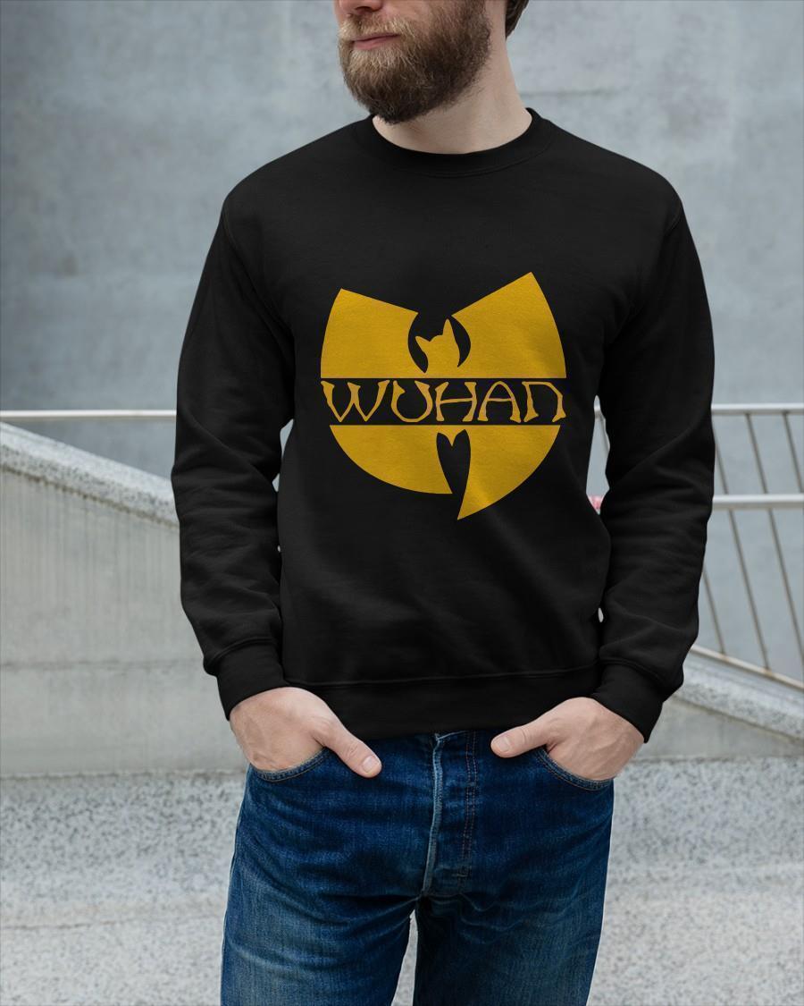 Wu Tang Wuhan Clan T Sweater