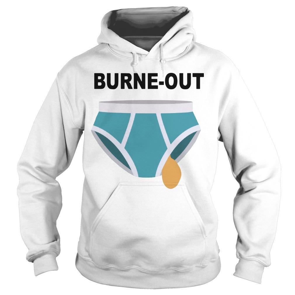 Burne Out Hoodie